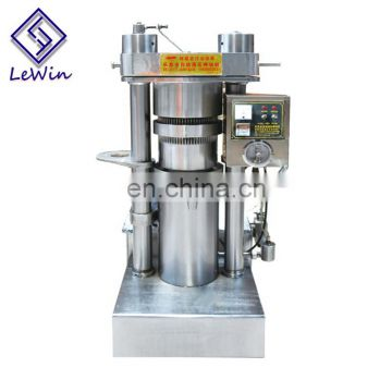 Excellent performance soybean oil presser oil machine