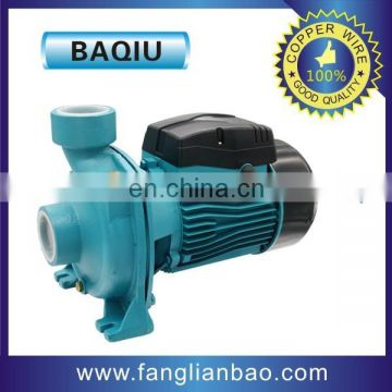 agricultural irrigation 100%copper wire  water pump machines centrifugal