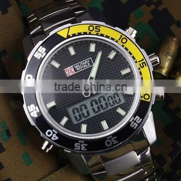 MR037 NEW MILITARY ROYALE MENS QUARTZ ANALOTG WATCH