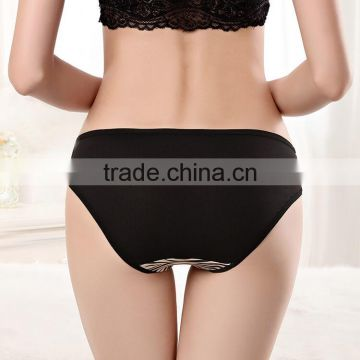Yun Meng Ni Underwear Cheap Milk Fiber Brief Ladies Panties