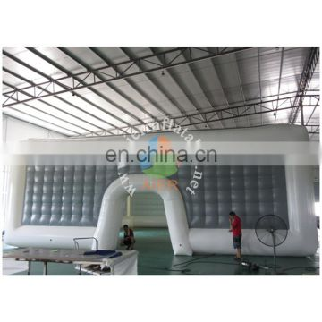 Outdoor white event party wedding tents for sale, inflatable tent price for sale, inflatable dome square tent for advertisitng