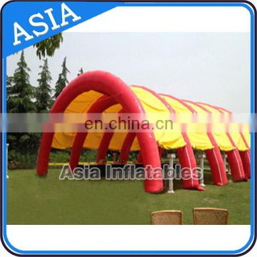 2016 Top Quality PVC Tarpaulin Inflatball Tent for Paintballl Shooting Cage