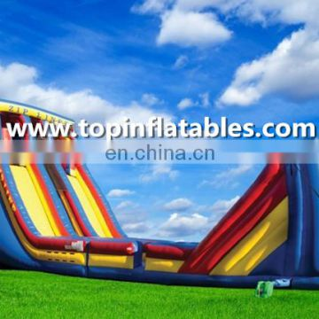 Adult Inflatable Zip Line /Sliding Inflatable Zip Line /Adventure Inflatable Zip line slide