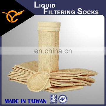 High Capability Heat Resistant Nomex Liquid Filtering Socks