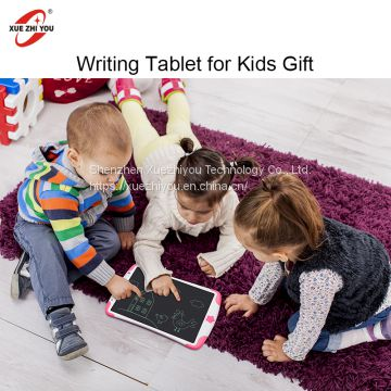 10 Inch Paperless Kids E-Writer LCD Writing Pad Tablet Colorful Drawing Board