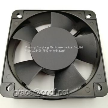 CNDF manufacturer production ac ventilation exhaust fan 135x135x38mm cooling fan TA13538MSl-1