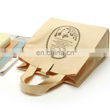 ISO/BSCI Pretty design pp woven bag custom made foldable jute shopping bag