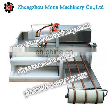 Automatic meat skewer machine/chicken meat wear string machine