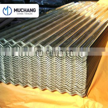 hot sale zinc coated roofing material sheets