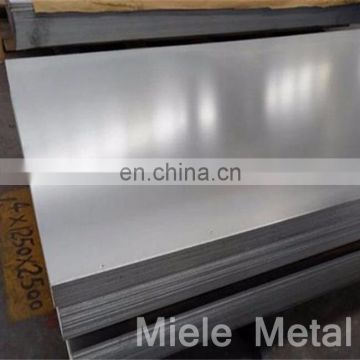 1.0mm thick smooth surface galvanized steel sheet/plate