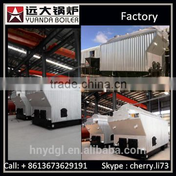 Perfect condition 2 ton wood boiler manufacture