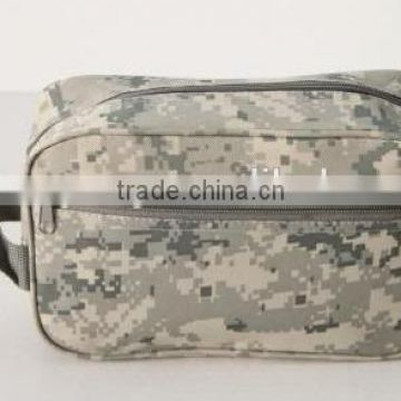 Military Travel Camo Toiletry Bag Handbag Outdoor Pouch