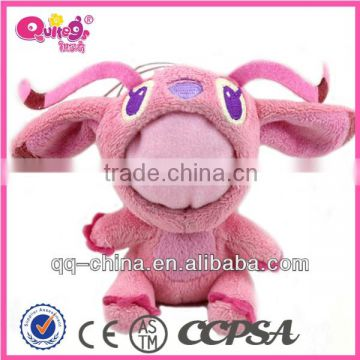 funny photo face 3d dolls plush toy animals                                                                         Quality Choice