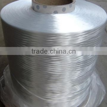 White Colour High Strength Industrial 250D Nylon 66 FDY Yarn for Knitting/Weaving