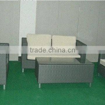 classical and simple sofa set indoor outdoor dual-use rattan furniture