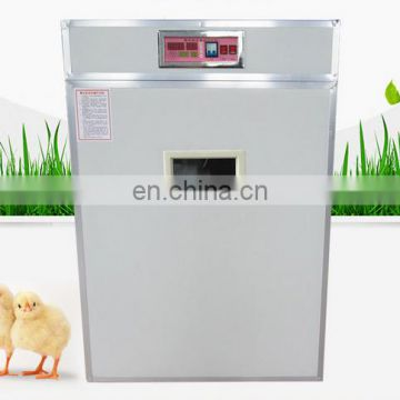 Newest Easy Fully Automatic Chicken Egg Incubator For Sale / Poultry Hatching Eggs Incubators