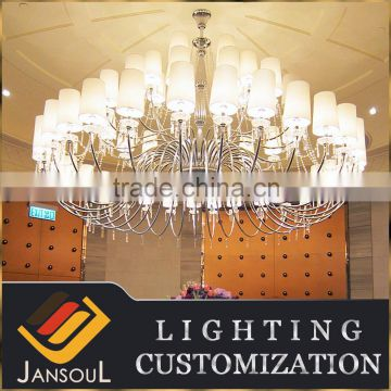 60 lights extra large 2m hotel guest room project lighting