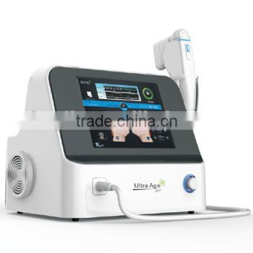 High Frequency Acne Machine Bags Under The Eyes Removal 8MHz Hifu Hi Frequency Facial Machine Machine/hifu Ultrasound Face Lifting Anti-aging 2000 Shots