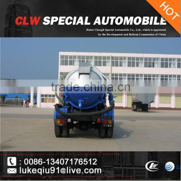 dongfeng 145 high quality vacuum truck for sales