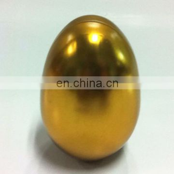 Golden Egg Candy Gift Tin Can