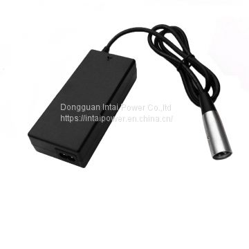 Rechargeable 220V AC for Car Motorcycle 14.6V/29.2V/44V/58.4V Lifepo4 Battery Charger