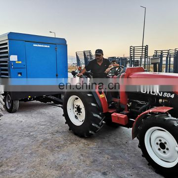Hot selling elgi tankless air compressor for mining