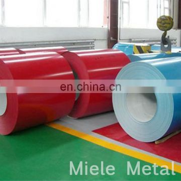 Color Coated Steel Coil Metal Roofing Sheets Building Materials