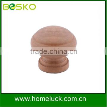 High quality unique nature wood dresser knobs from factory