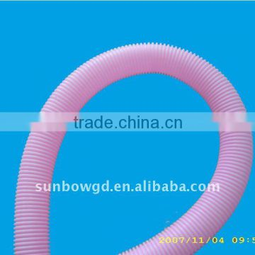 with iso9001:2008 standard UL ROHS REACH approval cable protectional corrugated pvc tube for cable