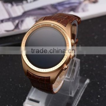 Wcdma/Gsm 3G/2G calling K18 Smart watch with SIM support WIFI/BT/GPS