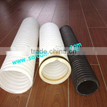 Plastic Perforated Corrugated Pipe Machine Production Cost