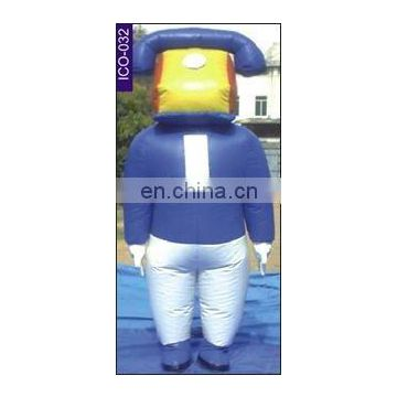 Telephone Inflatable Costume