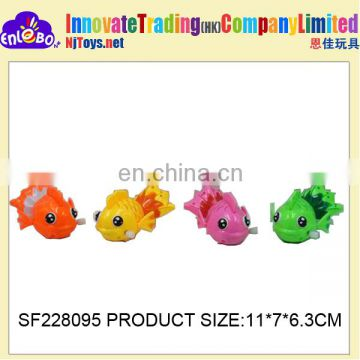 N+ HOT SALES --- Pawky Fish. Wind up small goldfish. The FUNNY toys for kids. SF228095