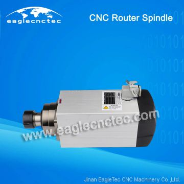 High Frequency Spindle Air Cooled GDF46-18Z/3.5 GDF60-18Z/4.5 GDF60-18Z/6.0