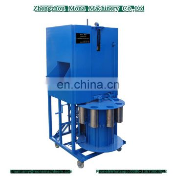 Good quality automatic mushroom bags filling machine/mushroom planting material mixing machine for sale