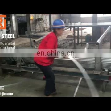 chinese galvanized steel pipe galvanized 100mm square tube