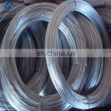 2019 hot selling low carbon BWG 4- BWG 34 galvanized wire/ gi binding wire/ hot dip electro galvanized iron wire coils