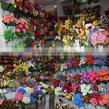 Yiwu Kunming Artificial Flower Factory