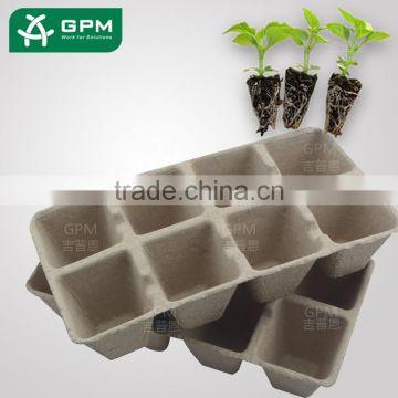 Whole Nursery Pots Paper Mache Flower