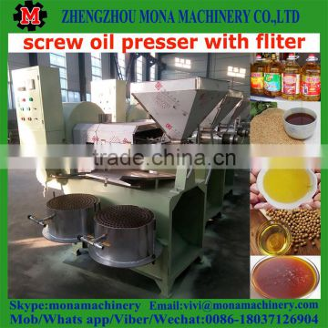Small scale vegetable plant flaxseed neem sesame coconut oil extracting uses small cold press oil expeller machine