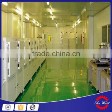 2017 Price for Aluminum Honeycomb clean room Sandwich Panel