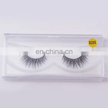 Handmade Eyelashes 3D Thick Mink Fur Eyelashes