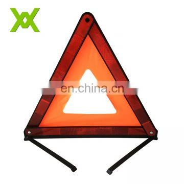 advertising road signs Safety Car Reflective Warning Triangle