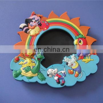 Lovely animal and rainbow zoo promotional photo frames for kids