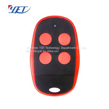 YET2114 New style Waterproof Face to Face Code Wireless Remote Control with 4 Keys