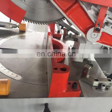 Shandong Hot Sale Aluminum PVC Profile Cutting Saw Machine For Windows