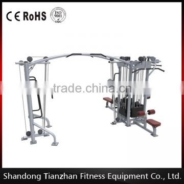 Hot Sale High Quality 5 Multi-Station Trainer For GYM USE Multi Jungle