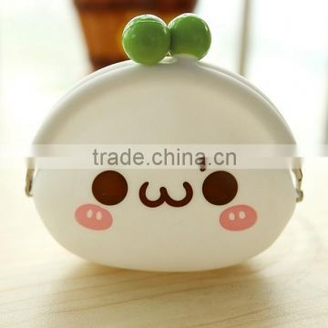 China Wholesale silicone coin pouch,silicone coin purse for promotion Advertising silicone gift