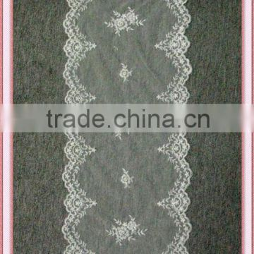lace table cloth with nice pattern