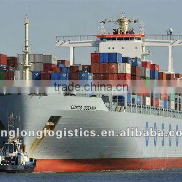sea freight cost to Dubai Sharjah of UAE from Shenzhen